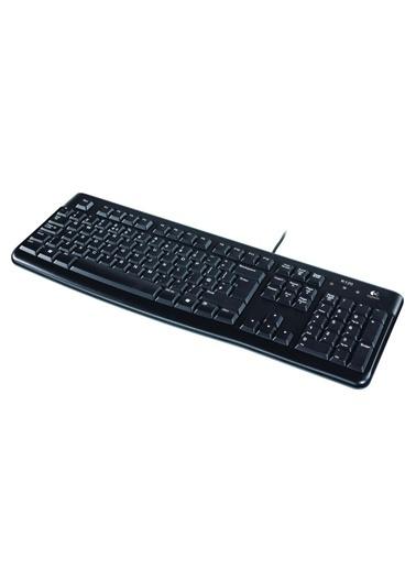 Logitech K120 Kablolu Q  Klavye 920-002505 Renkli